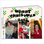 Christmas 2012 - 7x5 Photo Book (20 pages)