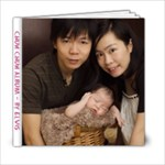 Chun Chun Album - By Elvis - 6x6 Photo Book (20 pages)