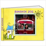 Bangkok 2012 - 7x5 Photo Book (20 pages)