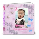 Chloe_1st yr - 6x6 Photo Book (20 pages)
