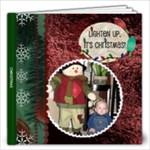 Christmas 12x12 Photo Book (20 pages)