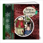 Christmas 8x8 Photo Book (20 pages)