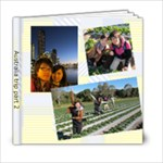 AUS 222 - 6x6 Photo Book (20 pages)