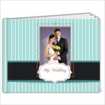 Blue wedding - 11 x 8.5 Photo Book(20 pages)