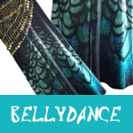 Bellydance Palazzo Pants