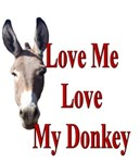 Love my donkey 2