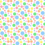 Spots Dots Bubbles and Circle Patterns