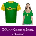 Collection: ZOUK colors of brazil