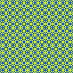 Friendly retro pattern