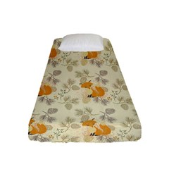 Fitted Sheet (Single Size) Icon
