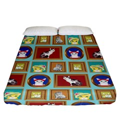 Fitted Sheet (King Size) Icon