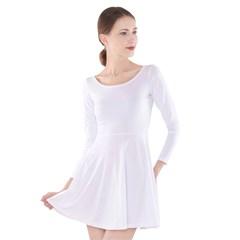 Long Sleeve Skater Dress Icon
