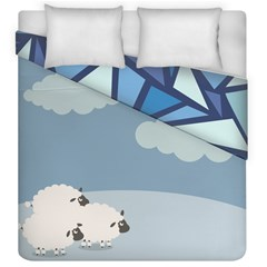 Duvet Cover Double Side (King Size) Icon