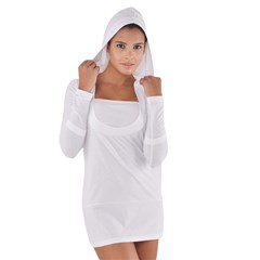 Long Sleeve Hooded T-shirt Icon