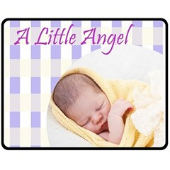 Double Sided Fleece Blanket (Medium)  Icon