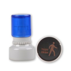 Rubber Round Stamps (Small) Icon