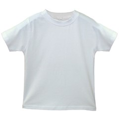Kids White T-Shirts Icon