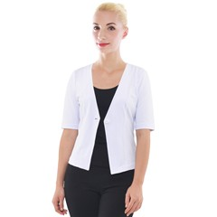 Cropped Button Cardigan Icon