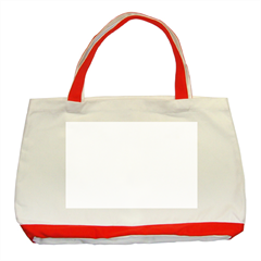 Classic Tote Bag (Red) Icon