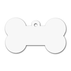 Dog Tag Bone (One Side) Icon