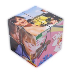 Magic Photo Cube Icon