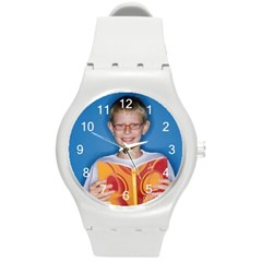 Round Plastic Sport Watch (M) Icon