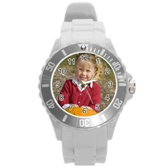 Round Plastic Sport Watch (L) Icon