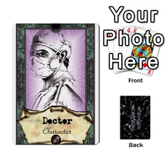 In The Dark Of The Night 3 By Peter Cobcroft   Playing Cards 54 Designs   Okbdx0pzi90i   Www Artscow Com Front - Club6