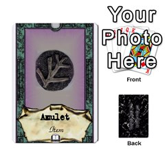 In The Dark Of The Night 3 By Peter Cobcroft   Playing Cards 54 Designs   Okbdx0pzi90i   Www Artscow Com Front - Spade8