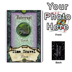 Jack In The Dark Of The Night 4 By Peter Cobcroft   Playing Cards 54 Designs   Wdhdms1r3rtq   Www Artscow Com Front - DiamondJ