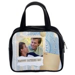 fathers day - Classic Handbag (Two Sides)