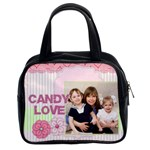 candy of love - Classic Handbag (Two Sides)