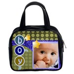 boy - Classic Handbag (Two Sides)