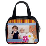 flower kids - Classic Handbag (Two Sides)