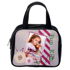 Fun Kids By Joely   Classic Handbag (two Sides)   Knrivbgyvgzi   Www Artscow Com Back