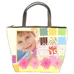 Kids, Fun, Child, Play, Happy By Jo Jo   Bucket Bag   J81sr2ze0qsd   Www Artscow Com Front