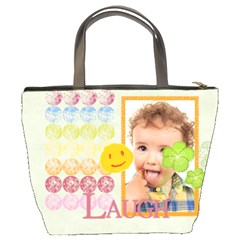 Kids, Fun, Child, Play, Happy By Jo Jo   Bucket Bag   2grg87to60wk   Www Artscow Com Back