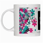 Color Splash Mug 1 - White Mug