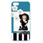 kids, fun, child, play, happy - Apple Seamless iPhone 5 Case (Color)