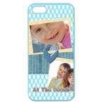 at the beach - Apple Seamless iPhone 5 Case (Color)