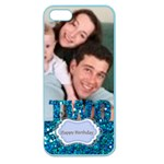 happy birthday - Apple Seamless iPhone 5 Case (Color)