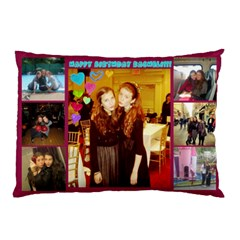 Rachali Pillow By Fishra   Pillow Case (two Sides)   Zn79jvfkkzjc   Www Artscow Com Front