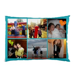 Rachali Pillow By Fishra   Pillow Case (two Sides)   Zn79jvfkkzjc   Www Artscow Com Back