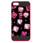 Valentines - Apple Seamless iPhone 5 Case (Color)