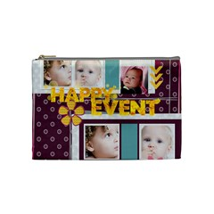 Kids By Mac Book   Cosmetic Bag (medium)   Bc6p82poyuxk   Www Artscow Com Front