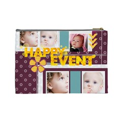 Kids By Mac Book   Cosmetic Bag (large)   Bfw46h6gg8la   Www Artscow Com Back