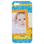 summer - Apple iPhone 5 Hardshell Case