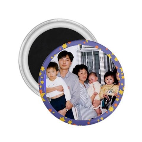 Tam By Lee Suk Ling   2 25  Magnet   V3kh32gqtib3   Www Artscow Com Front