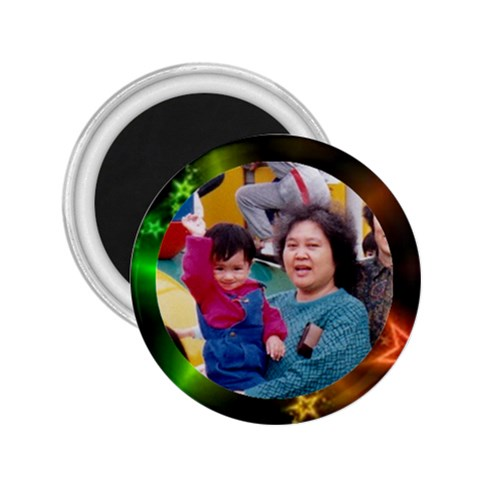 Mama By Lee Suk Ling   2 25  Magnet   995iju6stqab   Www Artscow Com Front
