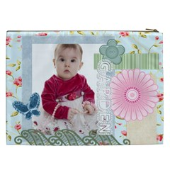 Kids, Fun, Child, Play, Happy By Debe Lee   Cosmetic Bag (xxl)   Vg57dl73arkp   Www Artscow Com Back